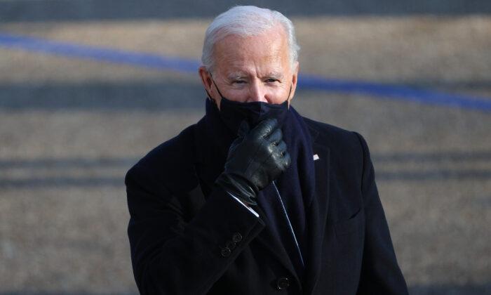 Biden's Anti-Unity Agenda - The True Reporter