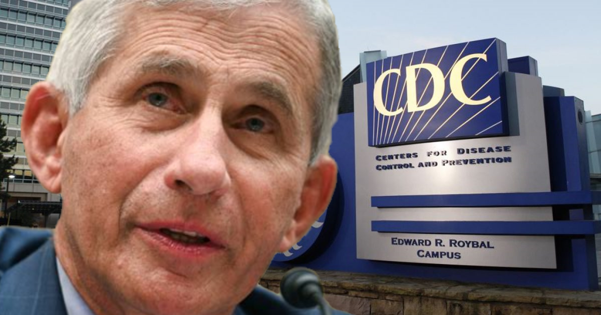 Fauci & CDC Can't Keep Their Story Straight » Sons of Liberty Media