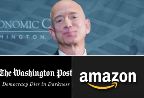 Bezos-Owned Post Says Parler Deserved Blackout by Bezos-Owned Amazon ⋆ 10ztalk viral news aggregator