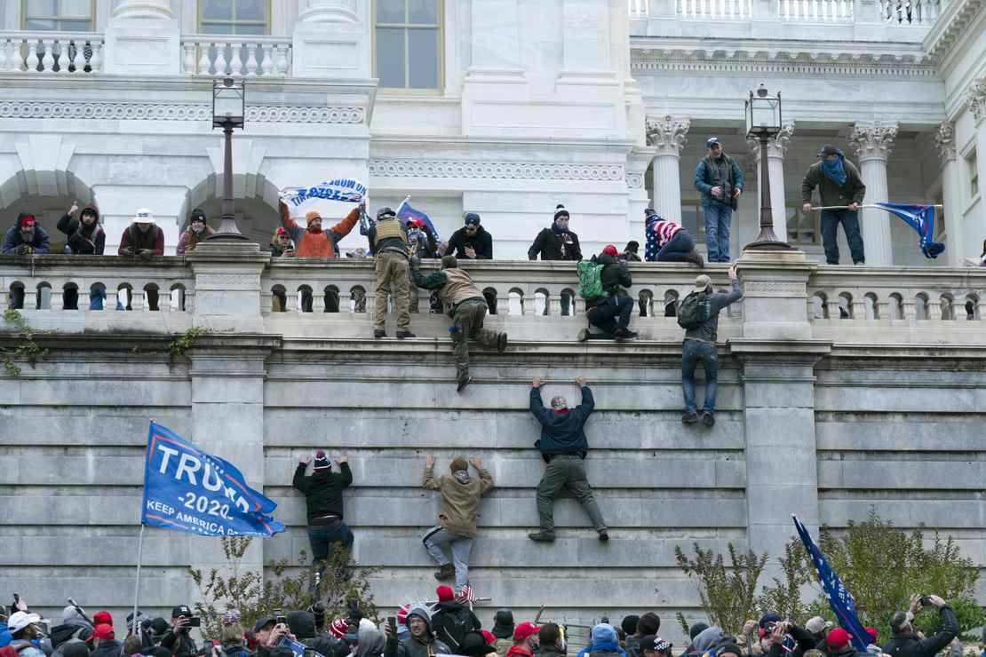 The Capitol Riot is the Left's Reichstag Fire