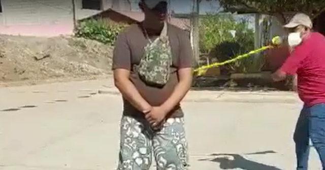 EXCLUSIVE VIDEO: Mexican Cartel Whips Coronavirus Mask Violators