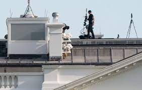White House: Snipers Return As Lawn Still Billowing Smoke   Economy   Before It's News