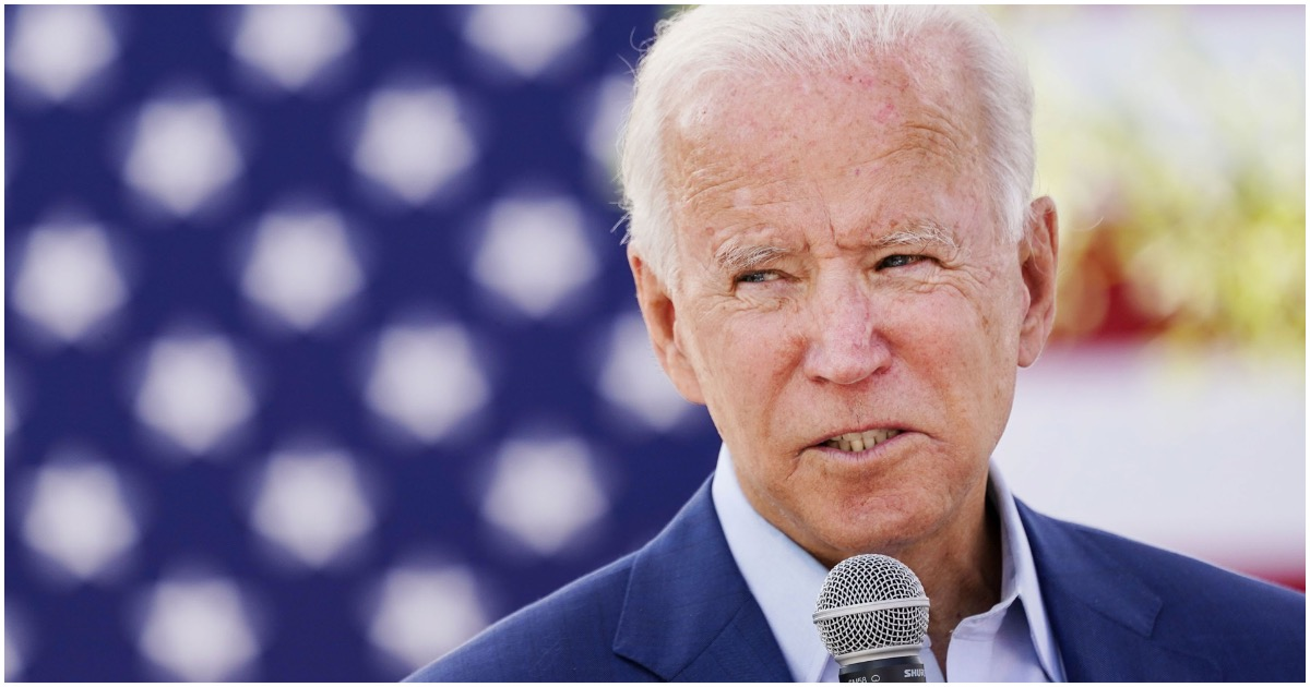 Biden Refers to GOP Governors As Neanderthals for Ending Mask Mandate In Their States ⋆ But...unity!! ⋆ Flag And Cross
