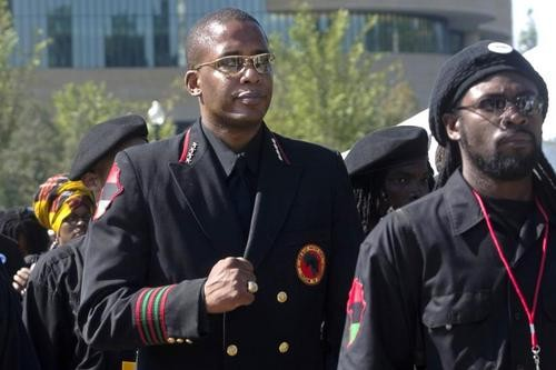 """ALERT: Black Leader Calls For Nation Of Islam, Black Panthers To Use """"Deadly Force"""" Against WHITES..."""