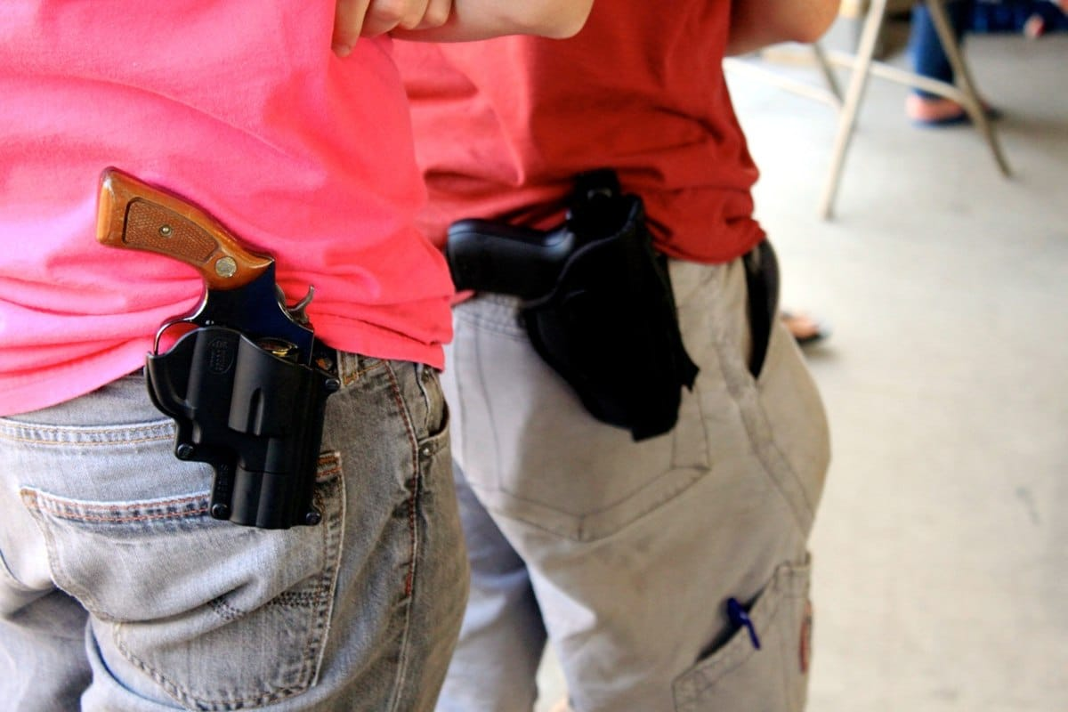 US Appeals court rules Americans don't have right to open carry guns in public | American Military News