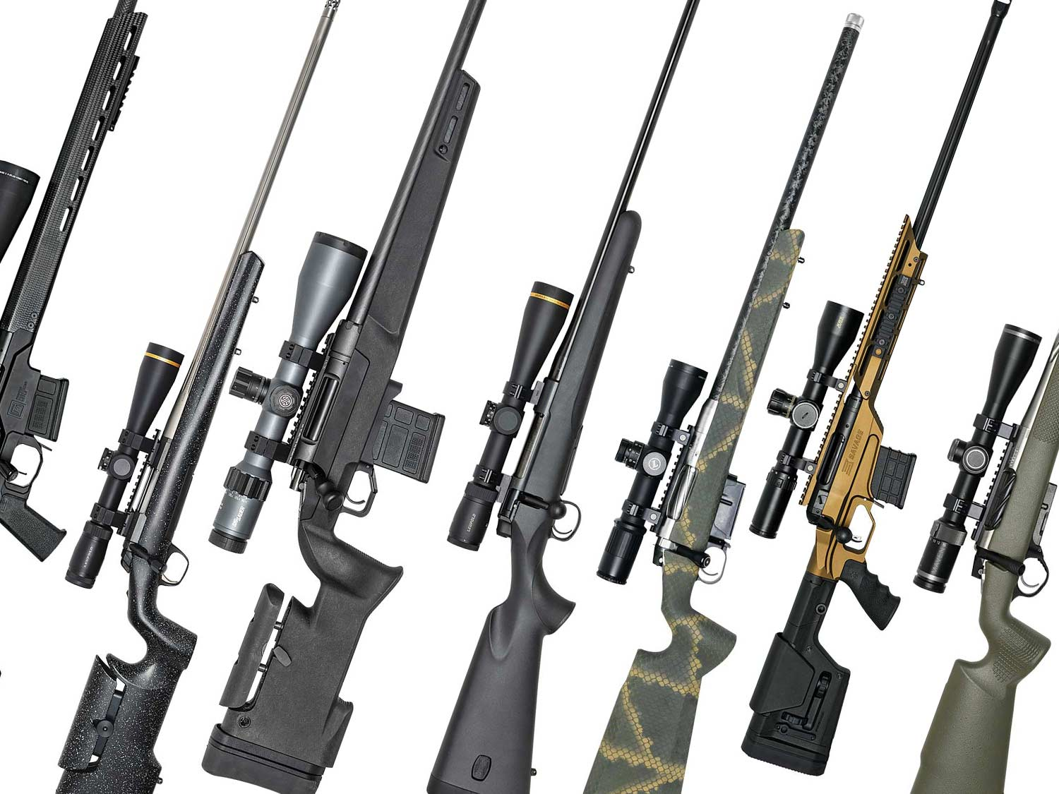 The 10 Most Accurate Rifles We've Ever Tested (Plus, the Most Accurate Rifle Cartridges)