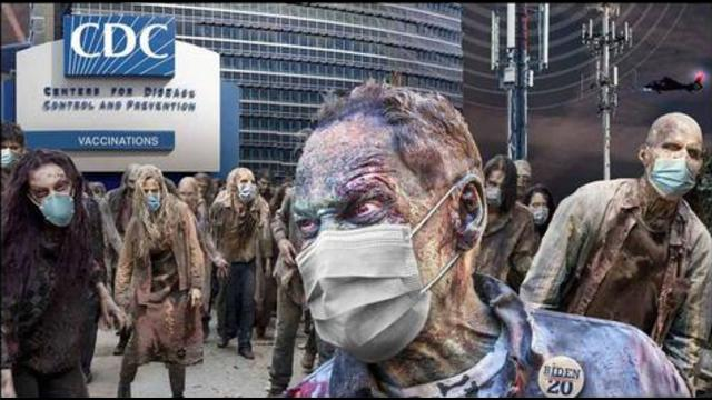 Will The COVID Vaccines Complete The Zombification Of America?