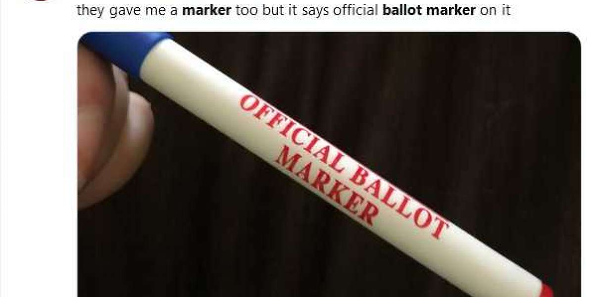 SharpieGate Revisited: 19+ States FORBADE Trump Voters Using Ballpoint Pens
