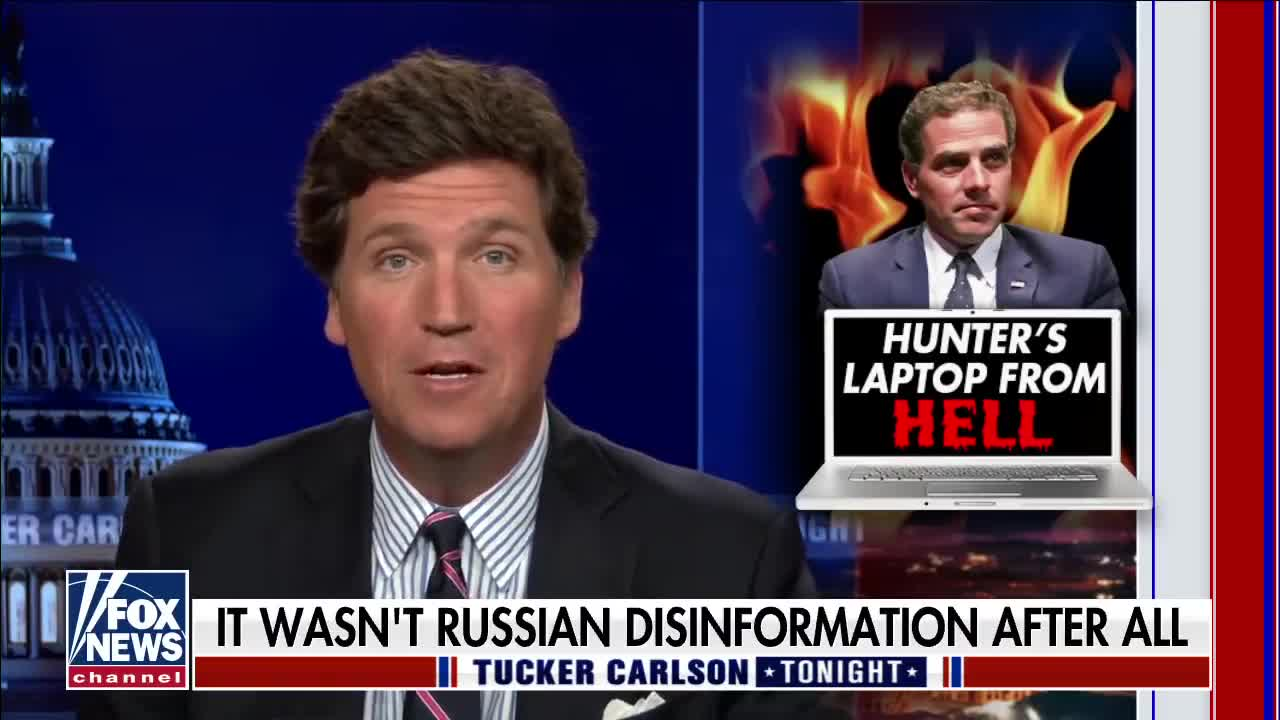 Tucker Shows Just How Corrupt the Biden Family Racket Is