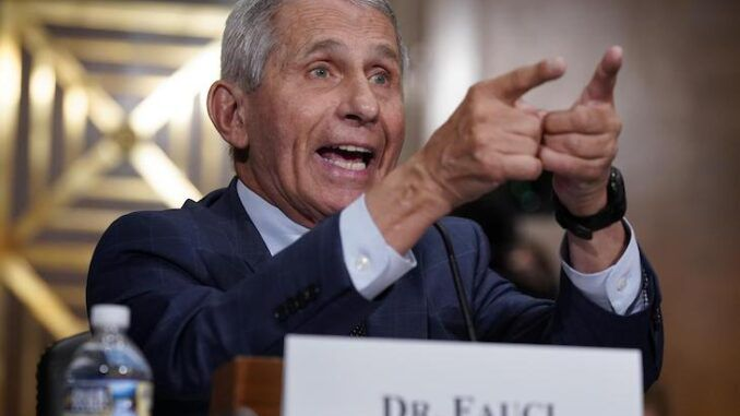 Fauci Is FURIOUS As NIH ADMITS He Lied: 'We DID Fund Gain-Of-Function At Wuhan Lab' – enVolve